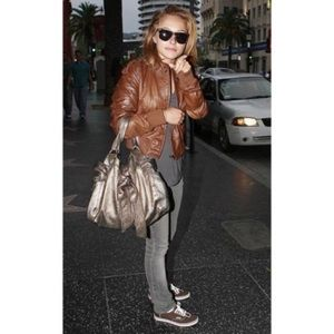 👜 Kooba ❉ Elisha ❉ Ribbon Bow Patent Leather Bag
